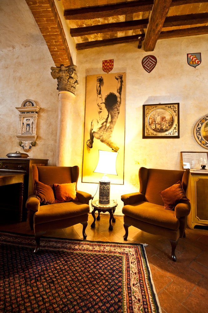 Locanda Linando B&B - Bed and Breakfast - Certaldo Alto - Firenze